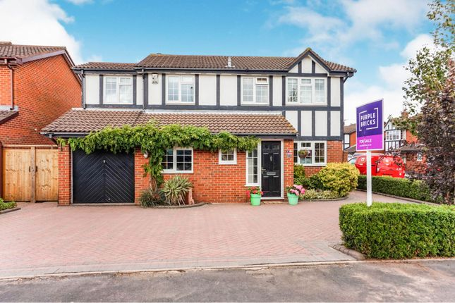 Thumbnail Detached house for sale in Darnford Lane, Lichfield