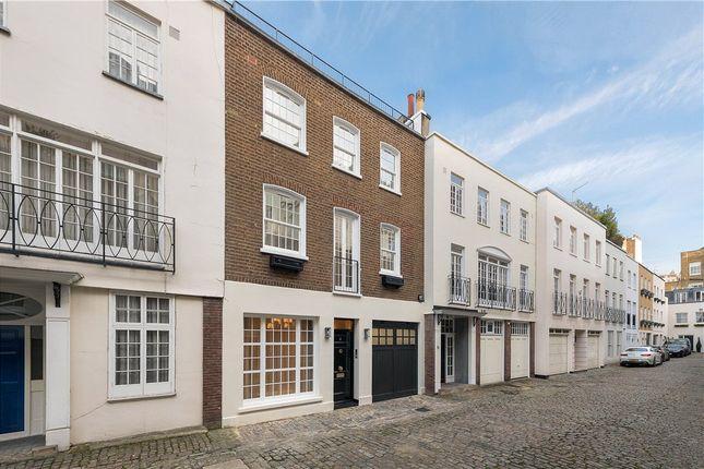 Thumbnail Mews house for sale in Eaton Mews South, Belgravia, London