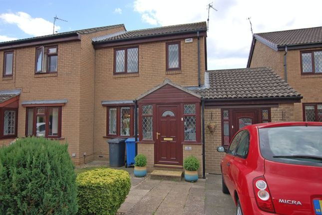 Thumbnail Semi-detached house to rent in Ryehaugh, Ponteland, Newcastle Upon Tyne