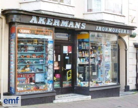 Thumbnail Retail premises for sale in Seaton, Devon