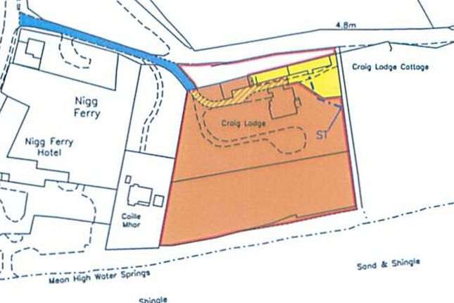 Area Plan of Nigg, Tain IV19