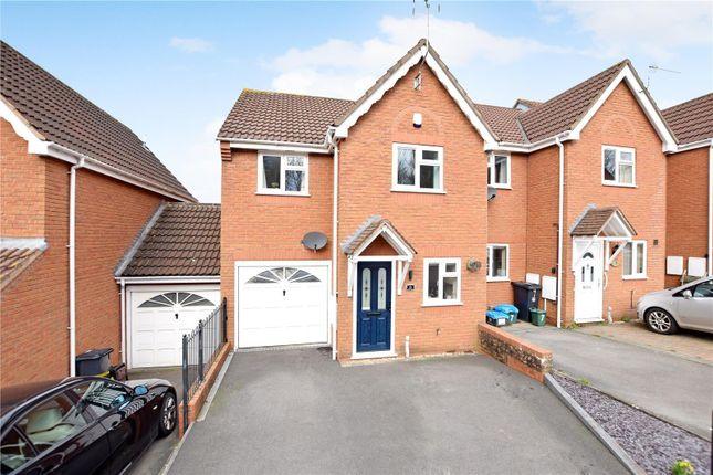 Thumbnail Semi-detached house for sale in Broadleaze, Shirehampton, Bristol