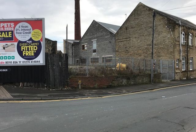 Thumbnail Land for sale in 204-210 Barkerend Road, Bradford