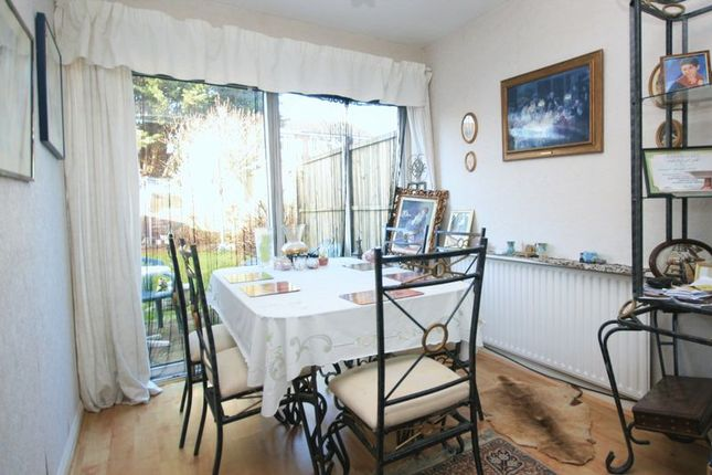 Thumbnail Link-detached house for sale in Bamford Way, Collier Row, Romford, London