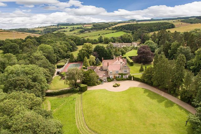 Thumbnail Detached house for sale in Stocksfield, Northumberland