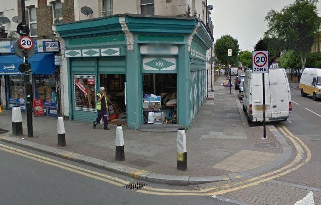 Thumbnail Retail premises to let in 100 West Green Road, London