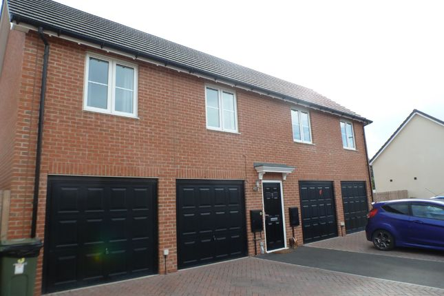 Thumbnail Flat to rent in Old River View, Castleford, West Yorkshire, West Yorkshire