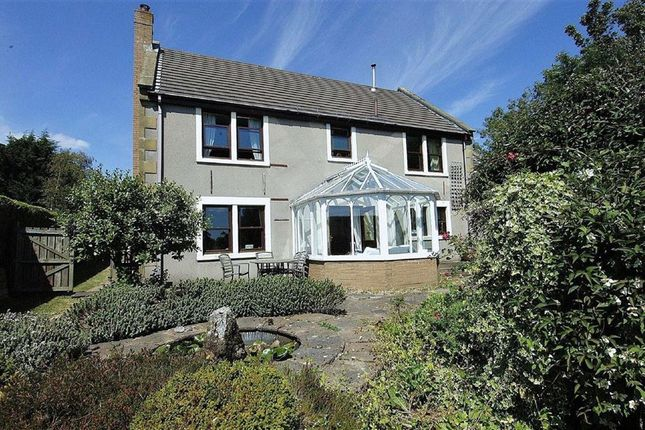 Thumbnail Detached house for sale in Longframlington, Morpeth