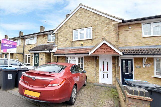 Thumbnail Terraced house to rent in Turners Hill, Hemel Hempstead, Dacorum