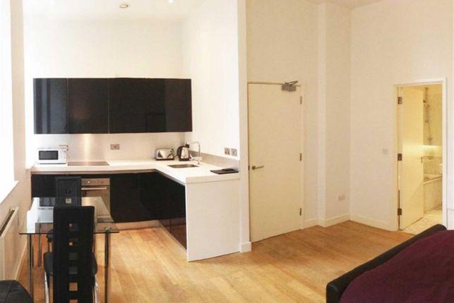 Thumbnail Studio to rent in Gallon House, Burnett Street, Bradford