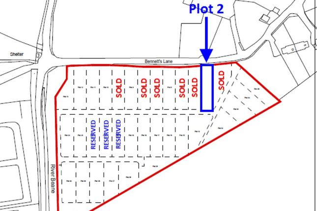 Land for sale in Church Farm Meadow, Rushden, Buntingford, Hertfordshire