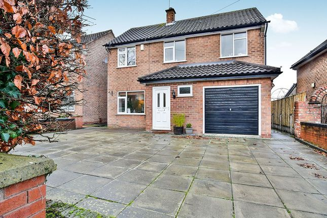 Thumbnail Detached house to rent in Dean Drive, Wilmslow