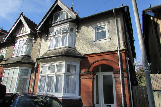 Thumbnail Semi-detached house to rent in Brantwood Road, Luton