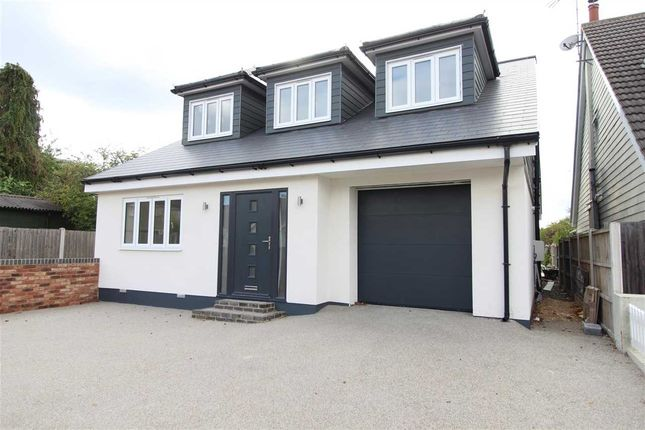 Thumbnail Detached house for sale in Woodfield Road, Hadleigh, Benfleet