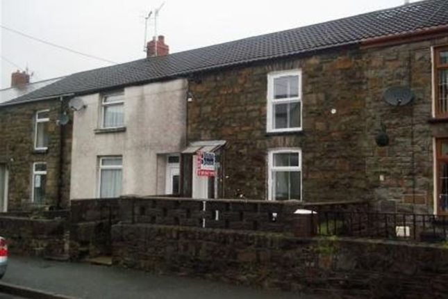 Thumbnail Property to rent in Park Road, Cwmparc, Treorchy