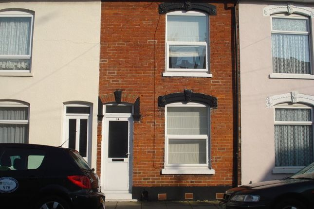 Thumbnail Terraced house to rent in Havant Road, Portsmouth