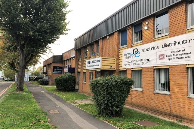 Thumbnail Light industrial for sale in Four Seasons Crescent, Sutton