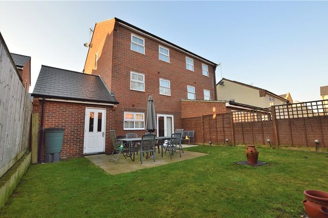 Thumbnail Semi-detached house for sale in Banks Lane, Stansted