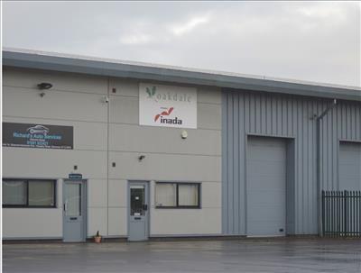 Thumbnail Warehouse to let in Unit 15, Ellesmere Business Park, Ellesmere, Shropshire