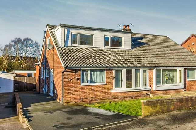 4 bed semi-detached house for sale in Foxdale Grove, Preston