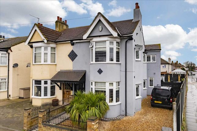 Thumbnail Semi-detached house for sale in Oak Street, Romford