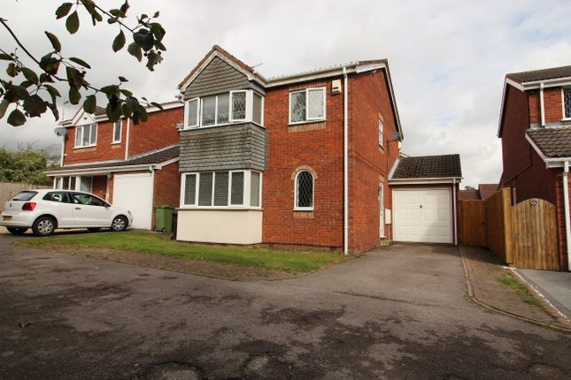 Thumbnail Detached house for sale in Woodhill Avenue, Gainsborough