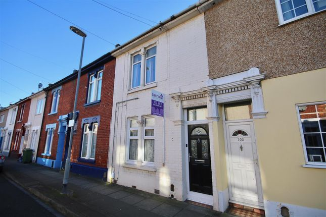 Thumbnail Flat to rent in Walmer Road, Portsmouth