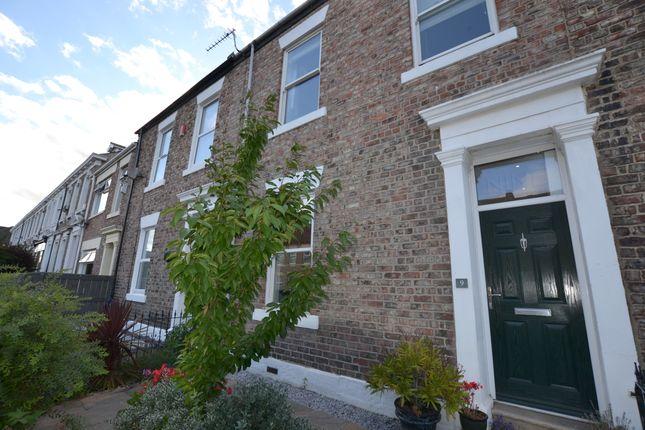 Thumbnail Terraced house for sale in Widdrington Terrace, North Shields