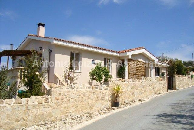3 bed bungalow for sale in Koili, Cyprus