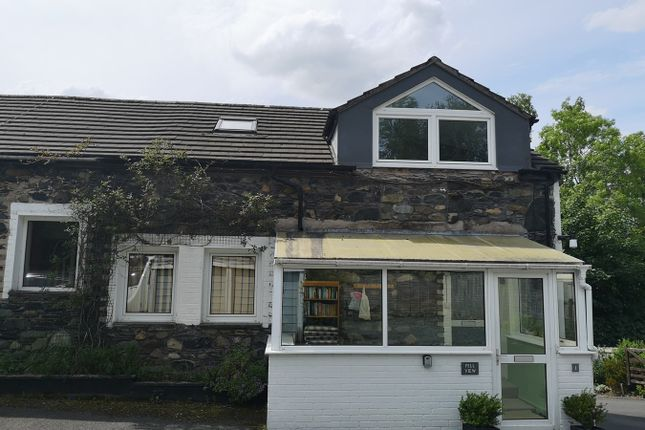 Thumbnail End terrace house for sale in 1 Markholme Cottages, Crosthwaite Road, Keswick