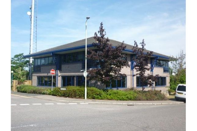 Thumbnail Office to let in The Chase, Foxholes Business Park, Hertford