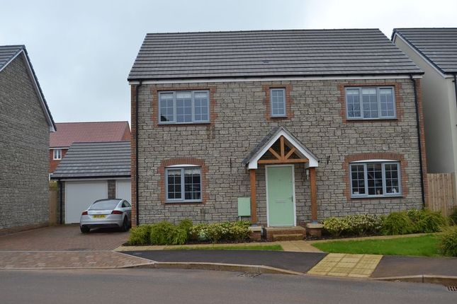 Thumbnail Detached house to rent in Wand Road, Wells