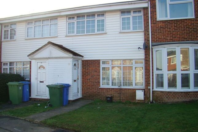 Thumbnail Terraced house to rent in Emerald View, Warden, Sheerness
