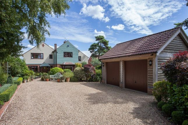 Thumbnail Detached house for sale in Herrings Lane, Burnham Market, King's Lynn