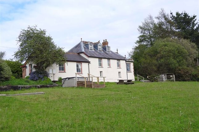 Thumbnail Detached house for sale in Llangoedmor, Cardigan, Ceredigion