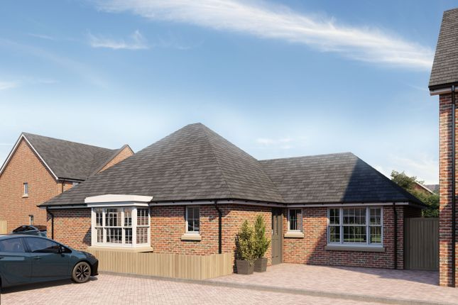 Thumbnail Detached bungalow for sale in Briary Close, Margate