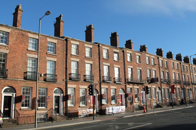 Thumbnail Terraced house to rent in Seymour Terrace, Seymour Street, Liverpool, Merseyside