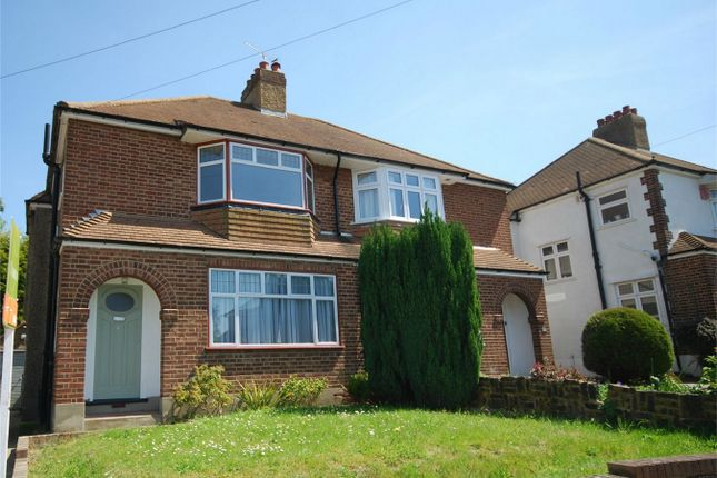 Thumbnail Semi-detached house to rent in Starts Hill Road, Orpington, Kent