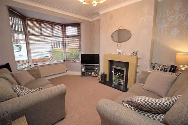 Terraced house for sale in Woodplumpton Road, Ashton-On-Ribble, Preston