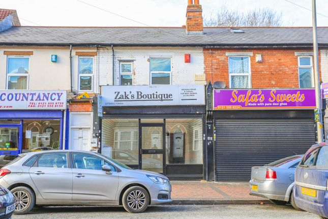 Thumbnail Commercial property to let in Waterloo Road, Smethwick