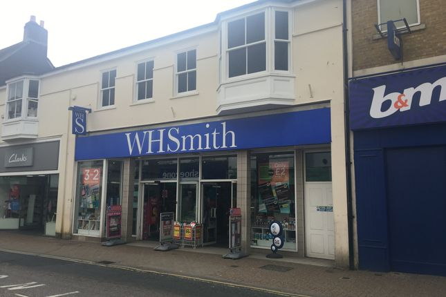 Retail premises for sale in High Street, Newport