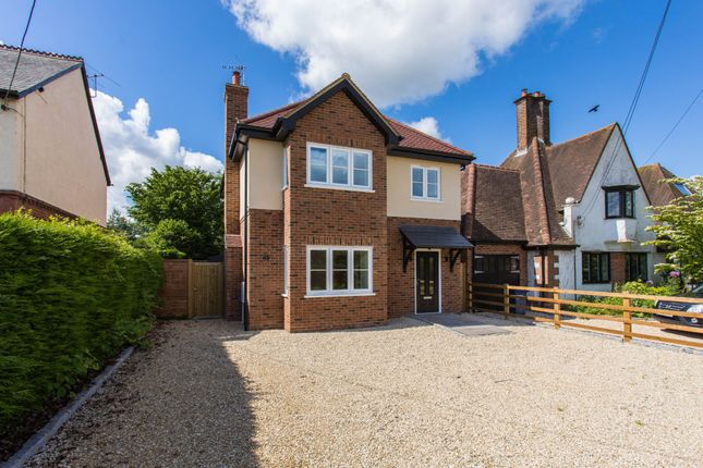 Thumbnail Detached house for sale in Weedon Hill, Hyde Heath, Amersham
