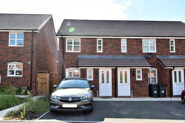 Thumbnail End terrace house for sale in Tower View, Selly Oak, Birmingham