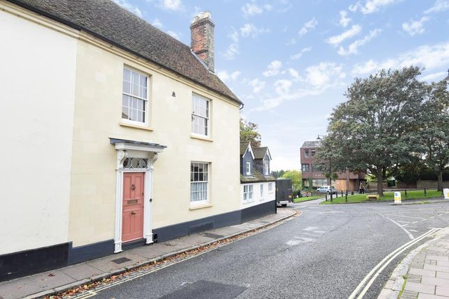 Thumbnail End terrace house for sale in Friarage House, Aylesbury Old Town