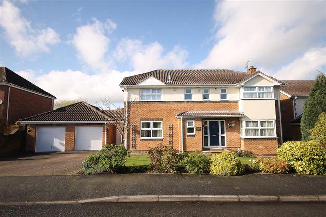 Thumbnail Detached house for sale in Acorn Ridge, Walton, Chesterfield