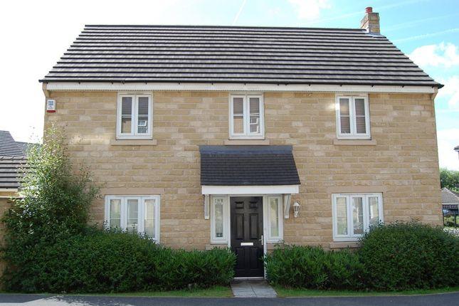 Thumbnail Detached house to rent in Jilling Ing Park, Earlsheaton