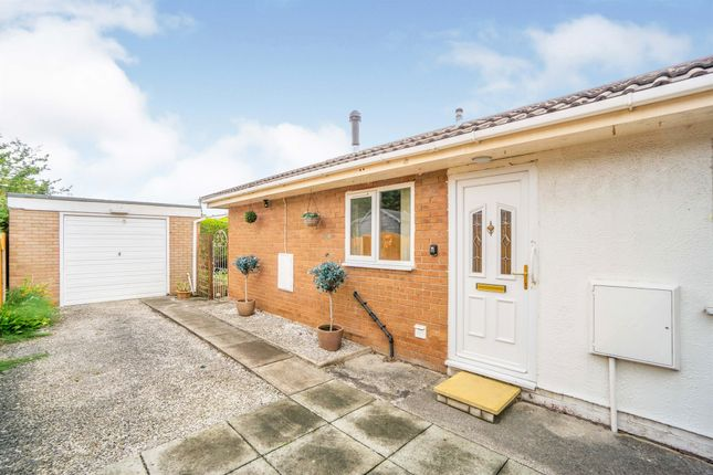 Thumbnail Detached bungalow for sale in Norwich Drive, Upton, Wirral