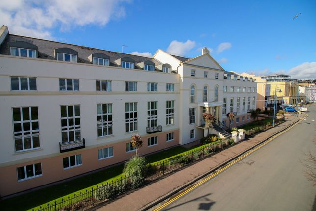 Thumbnail Flat for sale in Den Crescent, Teignmouth