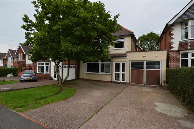 Thumbnail Detached house for sale in Old Birmingham Road, Marlbrook, Bromsgrove