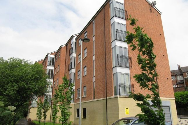 2 bed flat for sale in Rope Walk, Congleton CW12